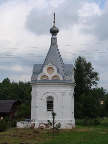 Село Заручье. Святой источник Фото с сайта asrox.ru
