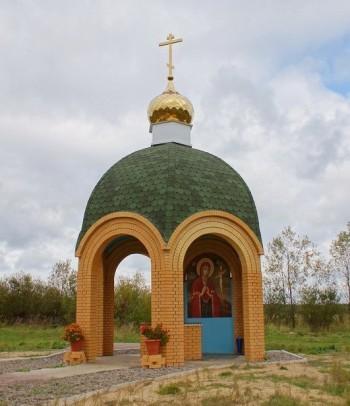Источник в деревне Фёдорово Фото с сайта ya.ru