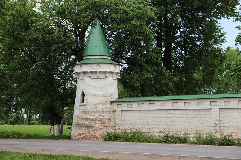 Свято-Успенский монастырь. Старая Ладога