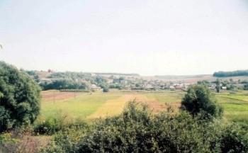Вид на село Фото с сайта shkolagotovie.narod.ru