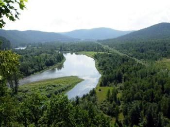 Река Большой Инзер Фото с сайта /komanda-k.ru