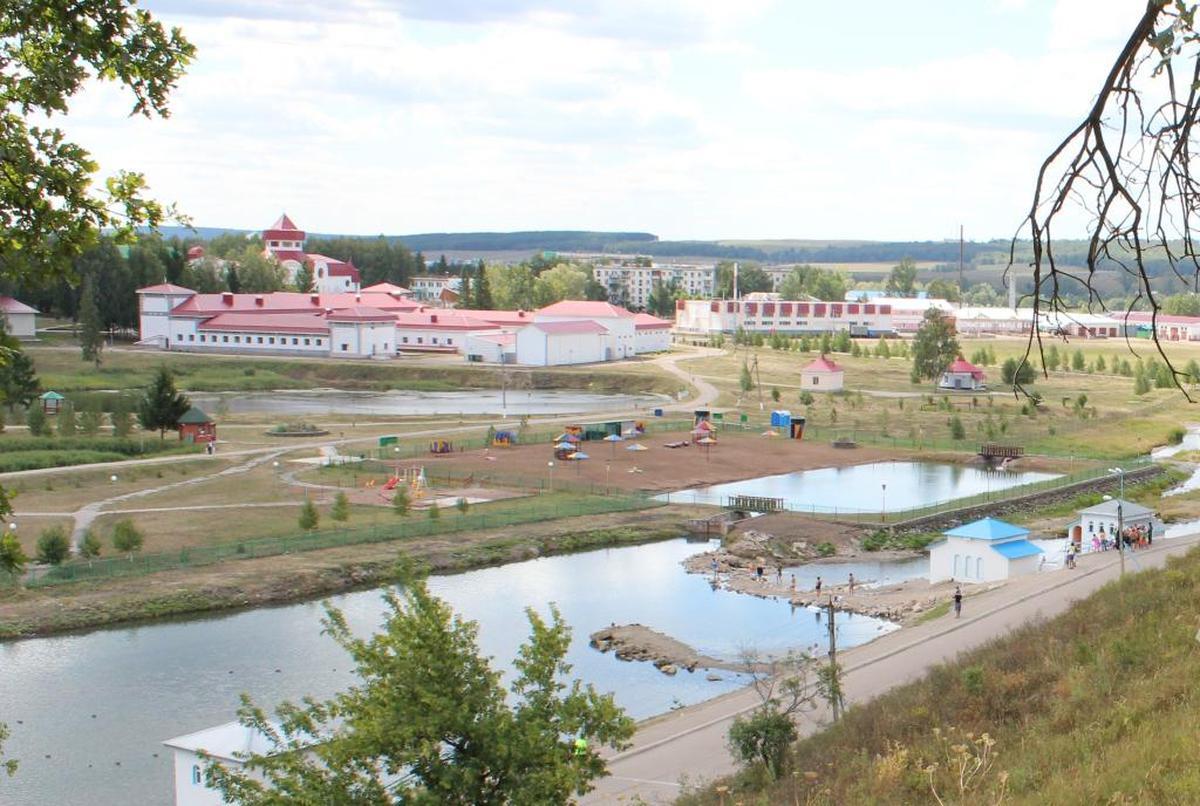 Красноусольские минеральные источники Фото с сайта gdehorosho.ru