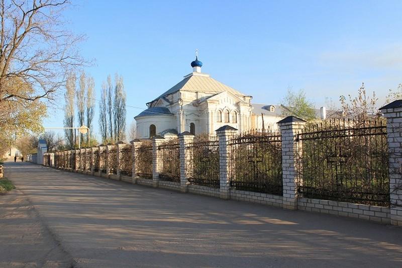 Свято-Вознесенский женский монастырь Фото с сайта volgaprav.ru