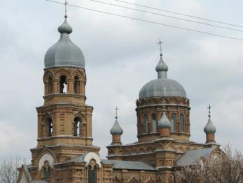 Свято-Никольская церковь. Отказное Фото с сайта zelenokumsk2006.narod.ru