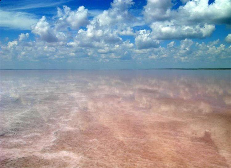 Озеро Эльтон Фото с сайта eurotourne.ru