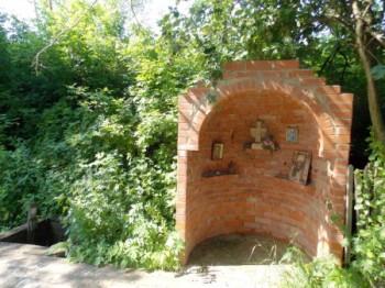Святой источник Рождества Пресвятой Богородицы В посёлке Хохол-Тростянка