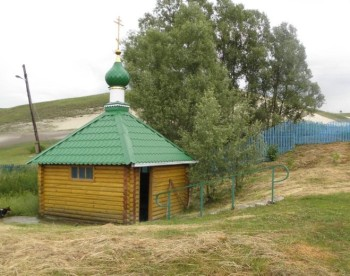 Сердюковский ключ Фото с сайта geocaching.su