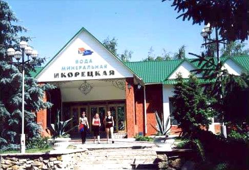 Икорецкая минеральная вода Фото с сайта gastroscan.ru