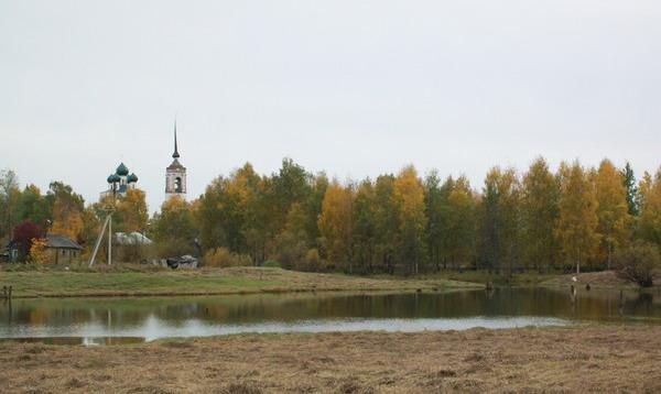 Озеро Солёное. Сольвычегодск Фото с сайта shkolazhizni.ru