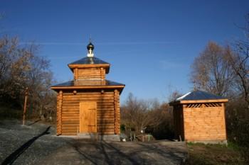 Святой Никольский источник в городе Муроме Фото с сайта муром33.рф