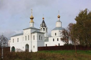 Николо-Волосовский монастырь Фото с сайта rublev.com