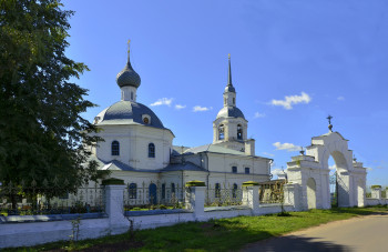 Селищенский храм Фото с сайта photo.russian-church.ru