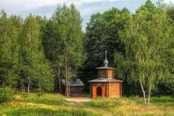 Источник в честь праведной Иулиании Лазаревской Фото с сайта radikal.ru