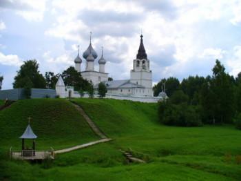 Святой источник преподобного Пахомия Нерехетского Фото с сайта ljplus.ru