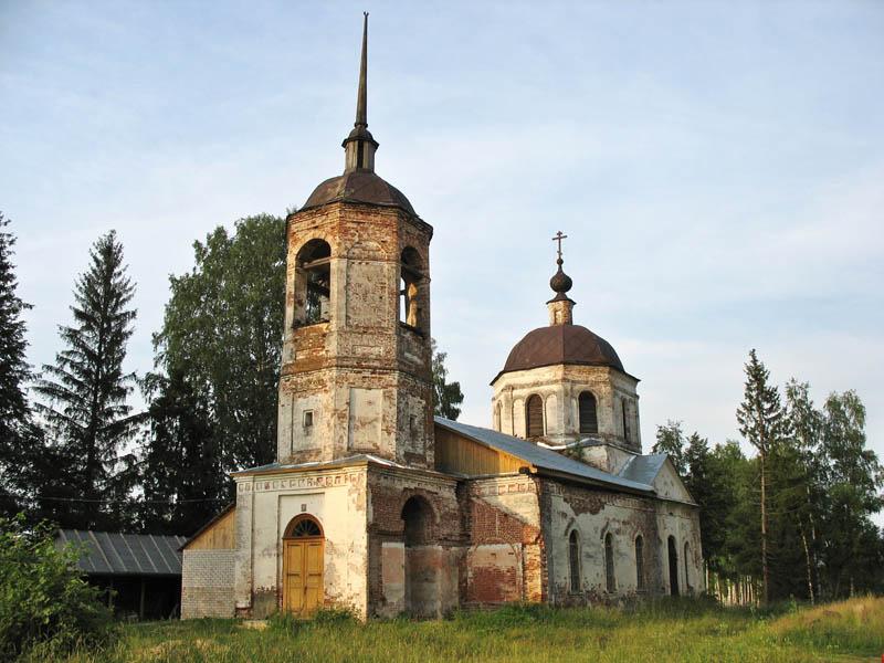 храма Успения Пресвятой Богородицы Фото с сайта temples.ru