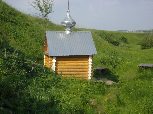 Источник Владимирской иконы БМ Фото с сайта kraeved.vp43.ru