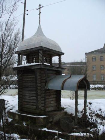 Источник великомученицы Параскевы Пятницы. Родники Фото с сайта russian-church.ru