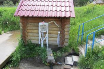 """Святой источник """"Городечная"""" Фото с сайта kray32.ru"""