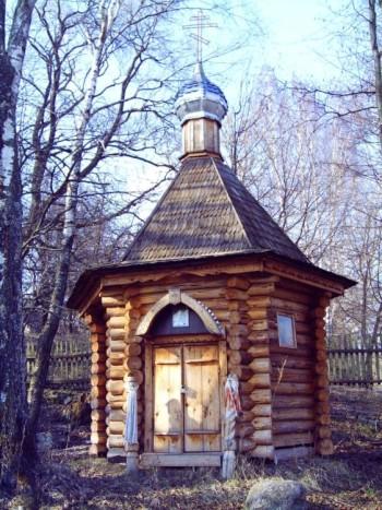 Живоносный источник в Фёдоровке Фото с сайта sobory.ru