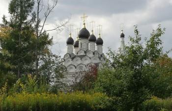 храм в селе Комягино