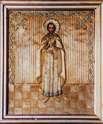 Авраамий Болгарский (икона конца XIX в.)