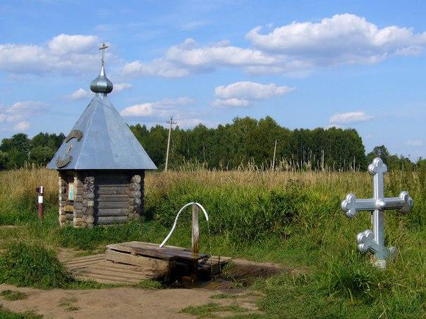 Источник Митрофана Воронежского Фото с сайта vk.com