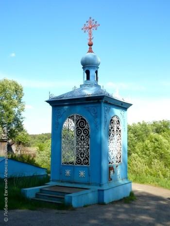 Источник Владимирской иконы БМ в селе Большой Вьяс Фото с сайта: temples.ru