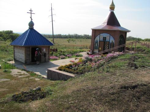 Святой источник в честь святых Царственных страстотерпцев Фото с сайта qip.ru