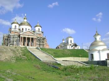 """Церковь иконы Божией Матери """"Живоносный источник"""" Фото с сайта sobory.ru"""