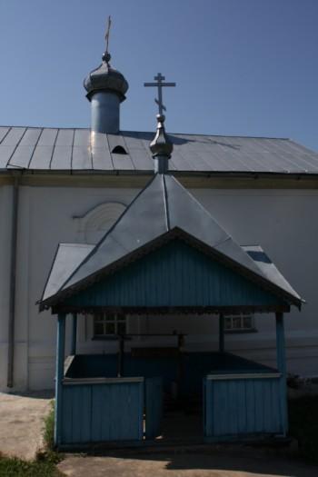 Живоносный источник в Вадинске Фото с сайта sobory.ru