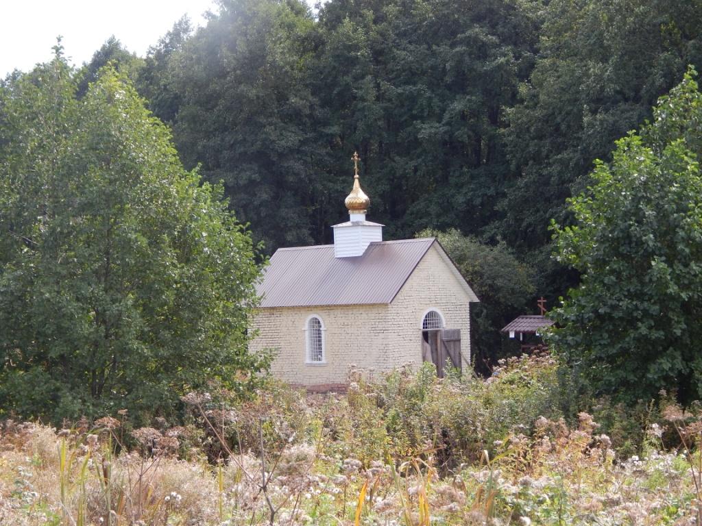 Источник Параскевы Пятницы в селе Лопатино Фото с сайта balashovblag.ru