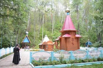 Источник Серафима Саровского. Чаадаевка Фото с сайта пензенская-епархия.рф