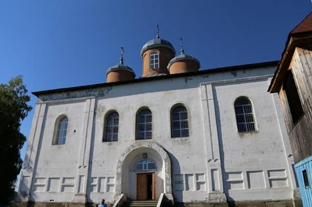 Свято-Владимирский Богородицкий монастырь  Фото с сайта: pravoslavie58region.ru