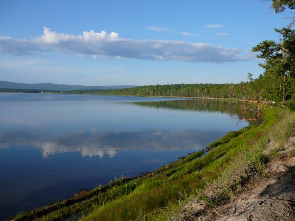 Озеро Арей Фото с сайта etosibir.ru