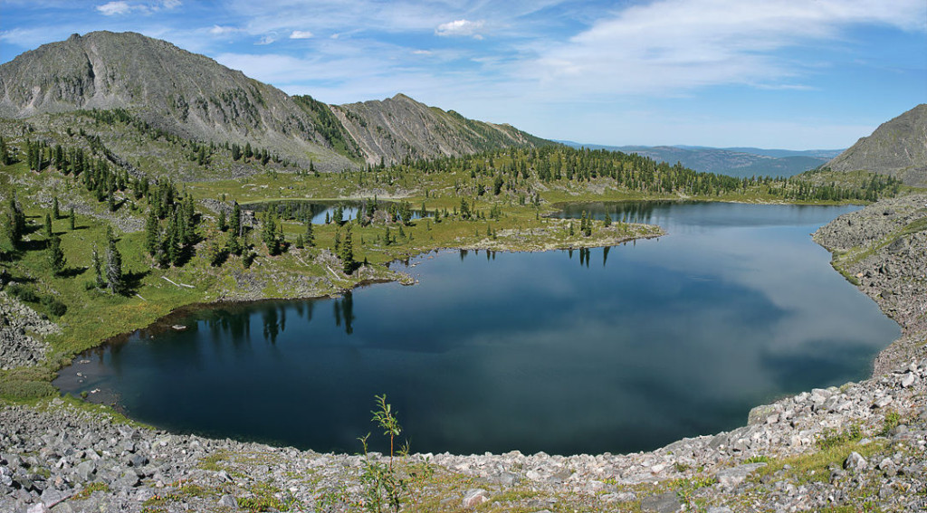 Озеро Шира 1
